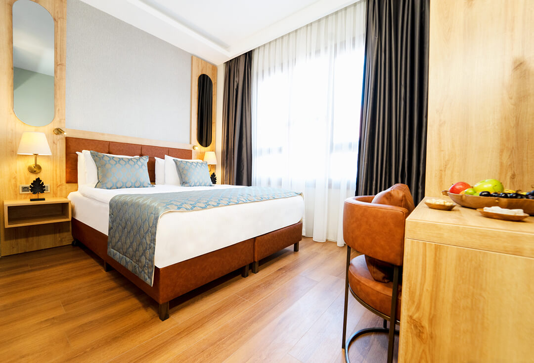 Grand Sirkeci Hotel 1+1 Family Room