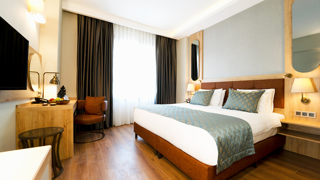 Grand Sirkeci Hotel Standart Room King Bed