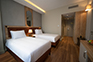 Grand Sirkeci Hotel Standart Room Twin Bed