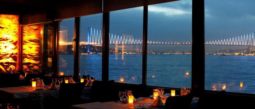 بهترین رستوران های ماهی استانبول