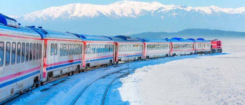Eastern Express: An Amazing Rail Journey Across Turkey